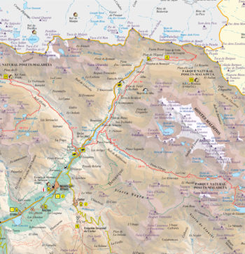 valle de benasque-mapa-localizacion