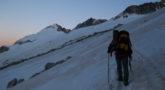 Glaciar del Aneto a finales de junio
