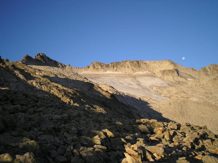 Glaciar de la Maladeta