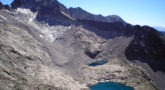 Ascensión por Corones al  Aneto desde pico Aragüells