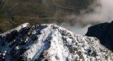 Vista aérea de la cima del Aneto. Gerardo Bielsa